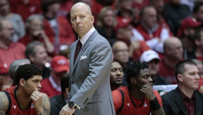 University of Cincinnati coach Mick Cronin says of his team's No. 11 national ranking: 'It's great for our fans. Great for the students, exciting for everybody. It means nothing really, though, at the end of the day. But it all helps, I guess.'