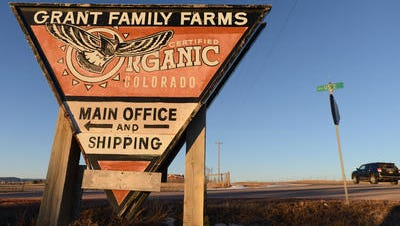 Grant Family Farms filed for bankruptcy in 2013. Grant Farms CSA, owned by Michael Bartolementi, filed for bankruptcy last month.