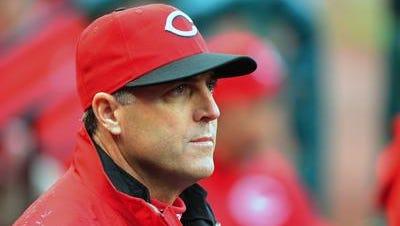 Cincinnati Reds manager Bryan Price