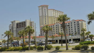 Area hotels have vacancies for those displaced by storm or coming to the area to help with recovery.