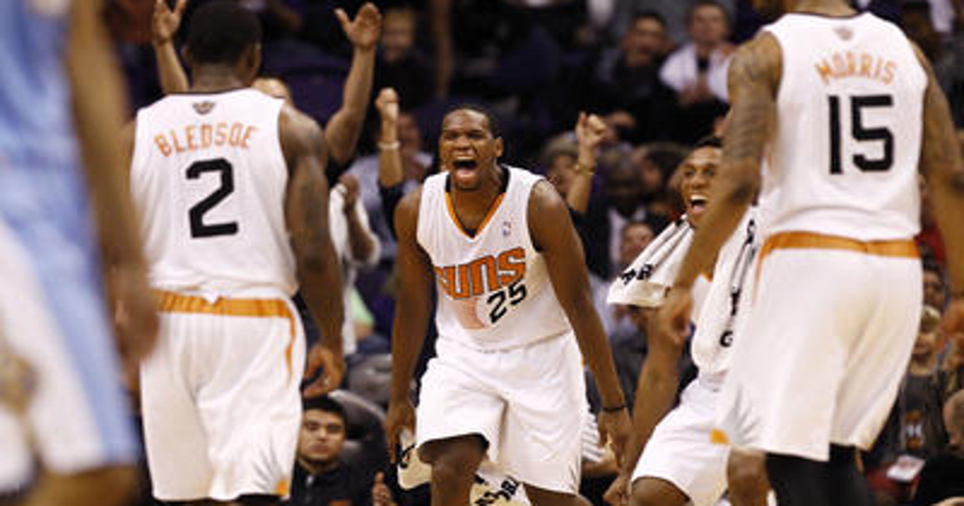 Dionte Christmas.Phoenix Suns Waive Guard Dionte Christmas