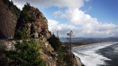 Neahkahnie Beach and Neahkahnie Mountain offer delightful oceanfront scenery north of Manzanita.