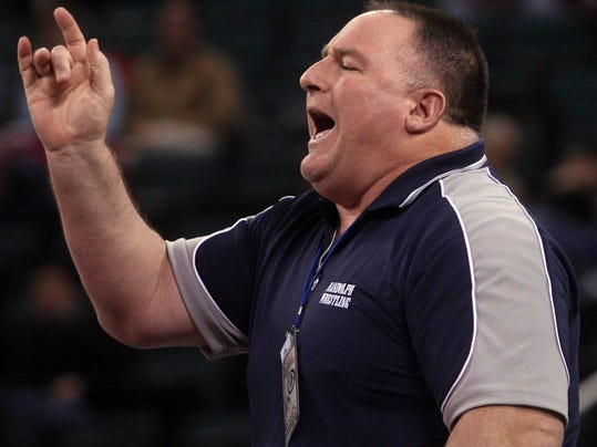 Montville Wrestling Rising To Challenging Schedule