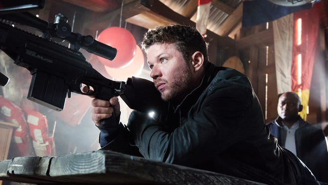 """New Castle native Ryan Phillippe plays Bob Lee Swagger in USA Network's new drama, """"Shooter."""""""