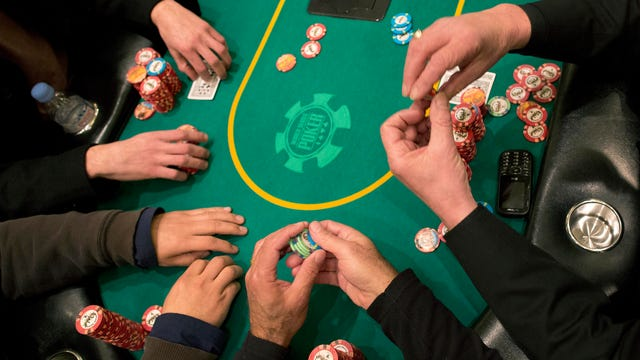 Las Vegas casinos' biggest winners