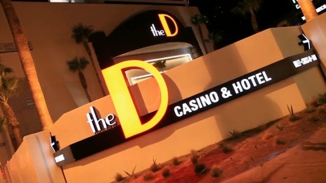 Photo tour: The D Casino Hotel Las Vegas