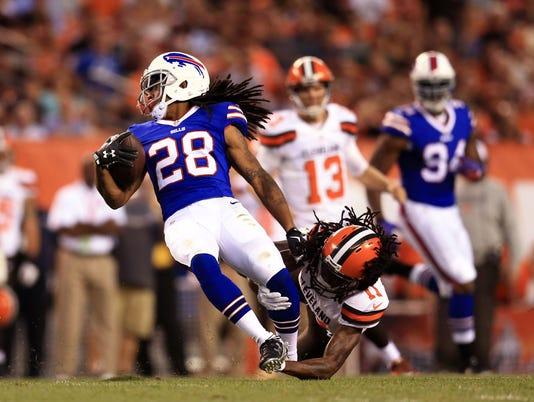 NFL: Preseason-Buffalo Bills at Cleveland Browns