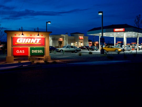Western Refining operates more than 100 Giant gasoline