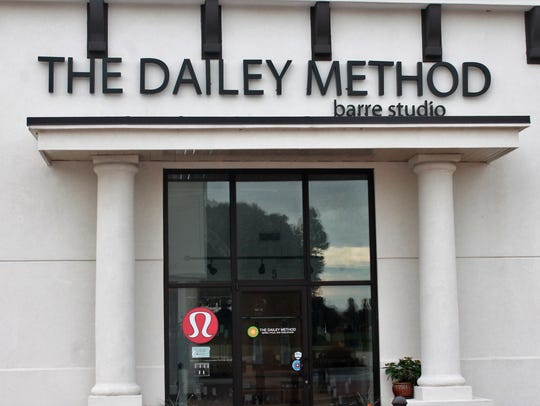 The Dailey Method is on Settlers Trace Boulevard in