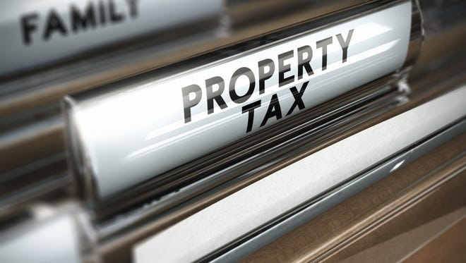 The property tax increase will raise the city's rate from 37 cents per $100 to 40 cents per $100.