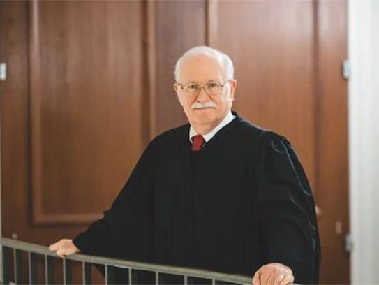 Justice Tom Parker