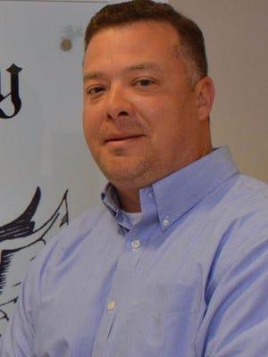 Scott Harrelson, Craven County Health Director