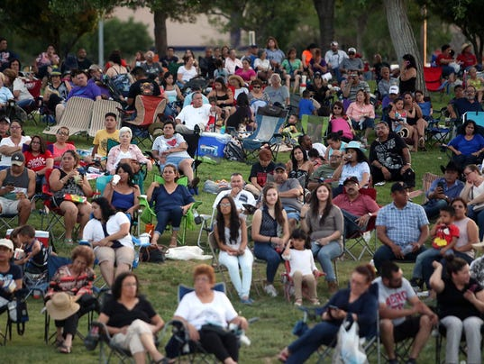 Music under the stars set for chamizal cohen stadium for Gutierrez motors el paso texas