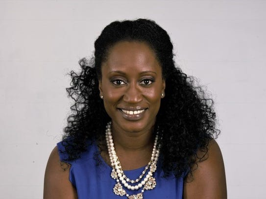 Walidah Aime, New Vision Party candidate for Mount