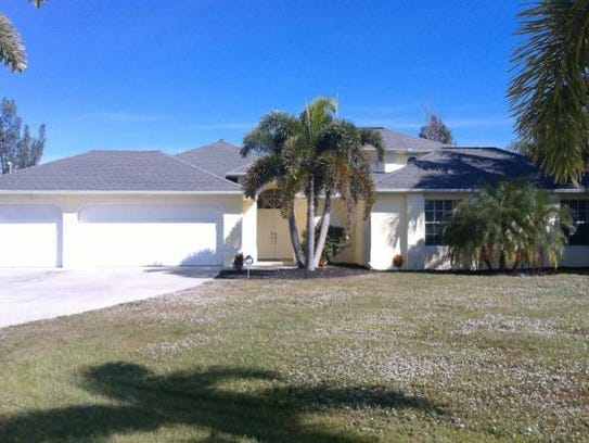 This home at 1 NW 39th Ave., Cape Coral, recently sold