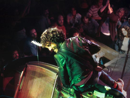 Bruce Springsteen's five-day run at the Bottom Line