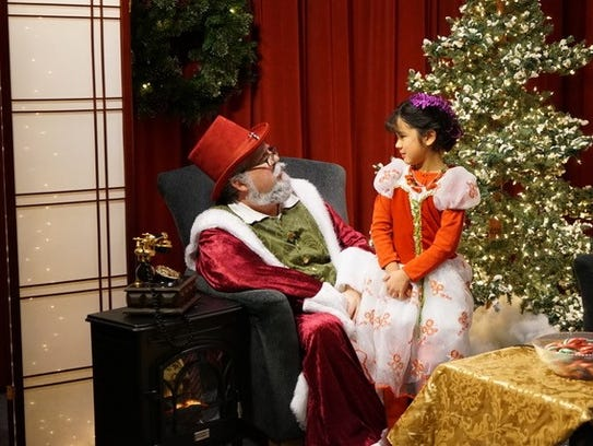 Talk to Santa: Children are invited to call or visit