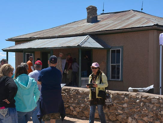 The Schmidt/McDonald Ranch House is where scientists
