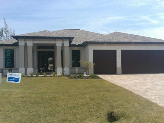This home at 15 Old Burnt Store Road N., Cape Coral,