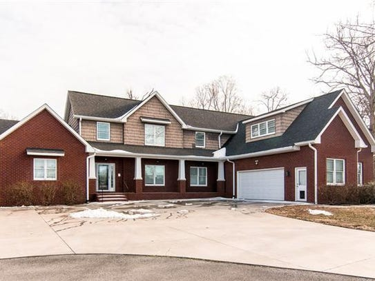 730 Williamson County Line Road residence.