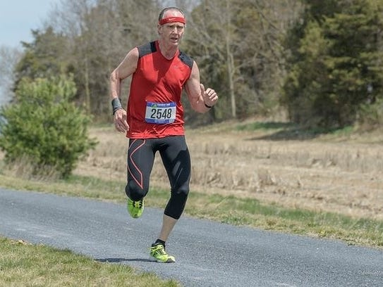 Chambersburg's Rodney Small pulled a high-mileage weekend