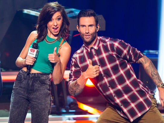 The Voice Season 6 contestant Christina Grimmie with