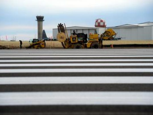 1 picture of runway work