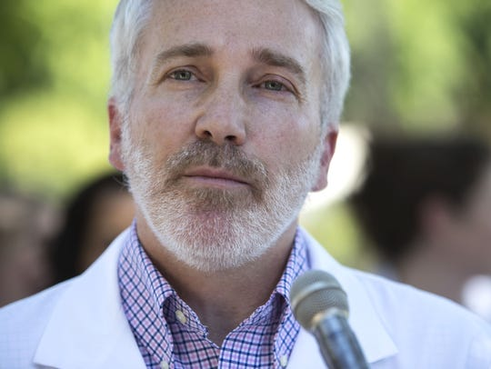 Rep. Randy Friese, D-Tucson, who is a doctor, criticized