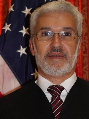 Morris County Superior Court Family Division Judge Louis Sceusi.