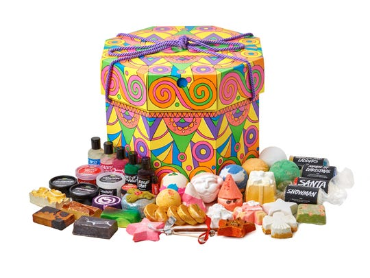 The Wow gift is available for $330 at LUSH.