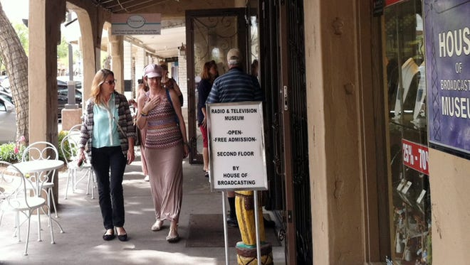 A portion of downtown Scottsdale's Fifth Avenue is set for a drainage-improvement project this summer.