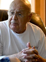 Weldon Edmondson recalls hearing the news of his father's death in a plane crash.