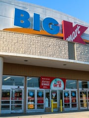 The Kmart on Clemson Boulevard in Anderson is about