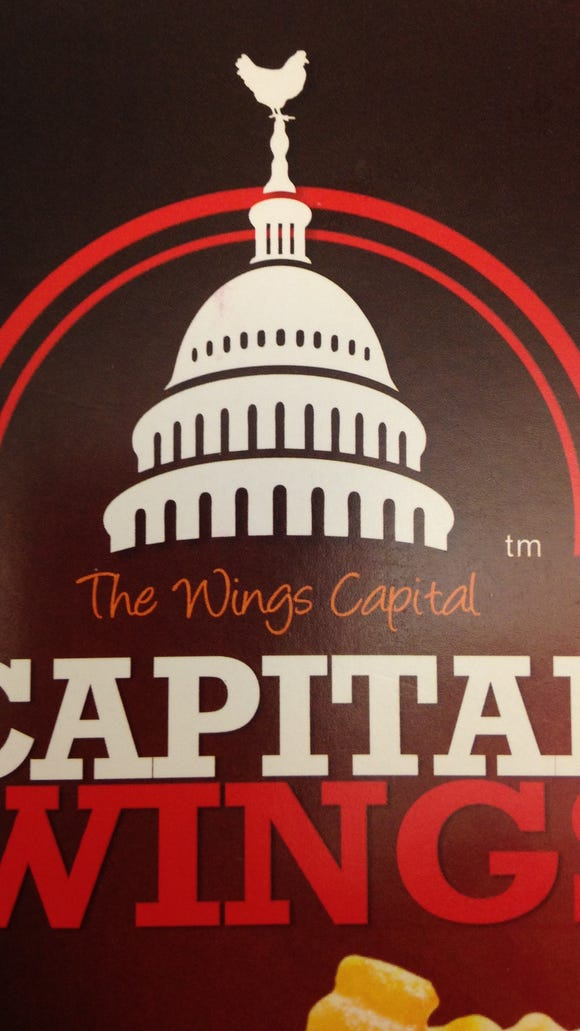 Capital Wings recently opened on Woodley Road in Montgomery.