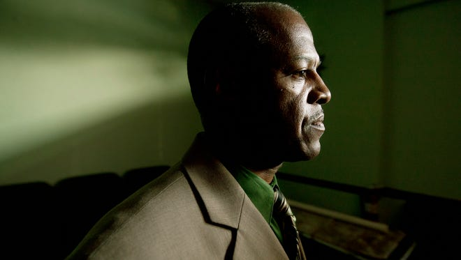 Edward T. Hickson, owner of Hickson Funeral Home in Fort Myers, Fla., often must bury the victims of black-on-black crime.
