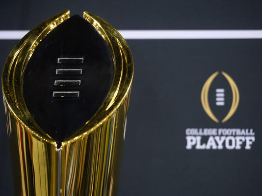 NCAA Football: CFP National Championship-Media Day