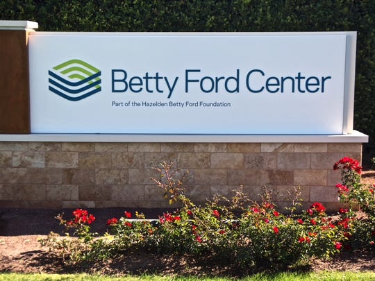 The Betty Ford Center in Rancho Mirage