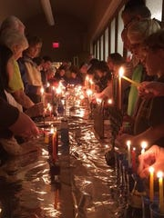 Temple Beth-El in Las Cruces will celebrate Hanukkah at 5:30 p.m. Friday, Dec.15 atthe temple, 3980 Sonoma Springs Ave.