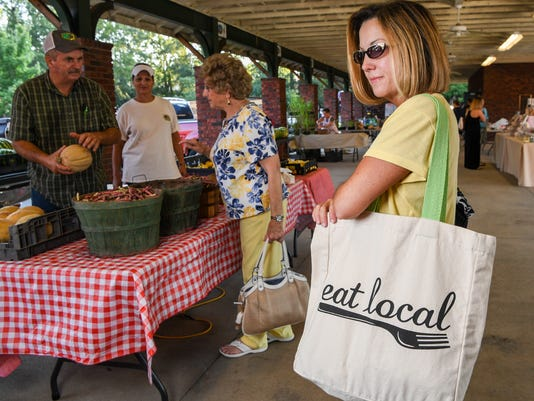 Eating local for good health