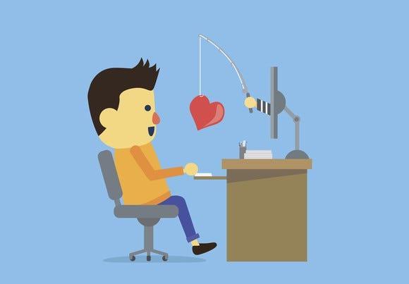 Fraud through online dating