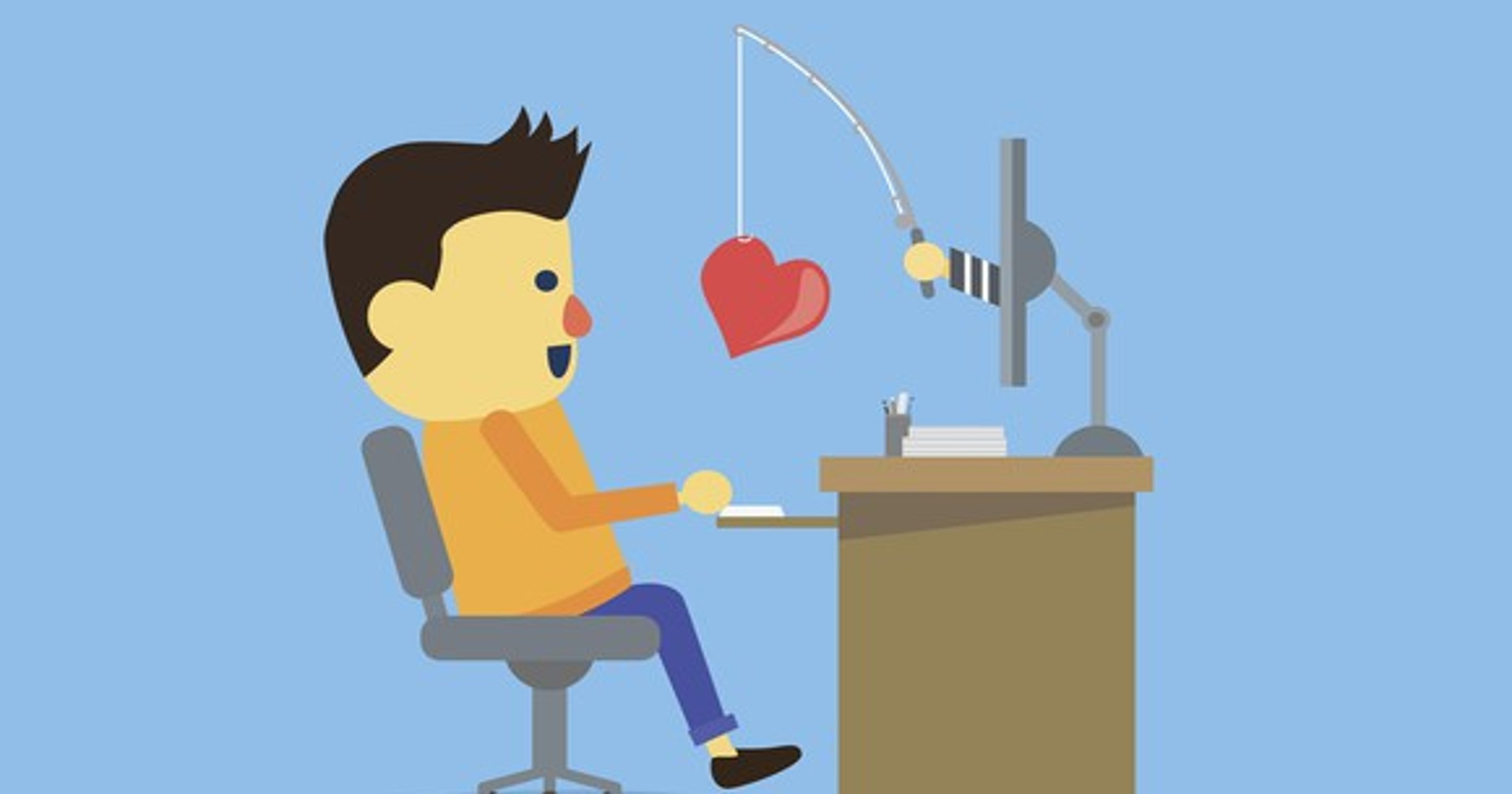 How bots hurt online dating