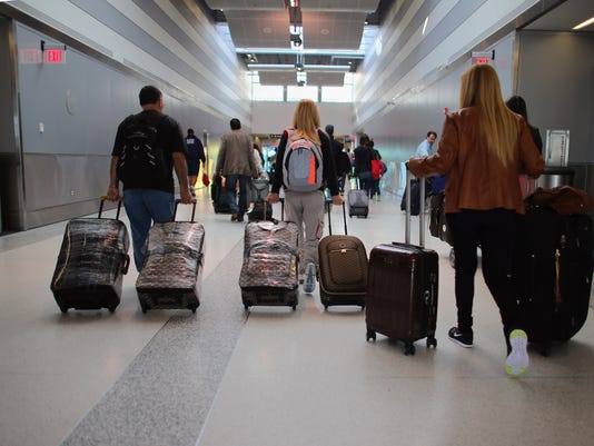 Millions Of Americans Travel Ahead Of Thanksgiving Holiday