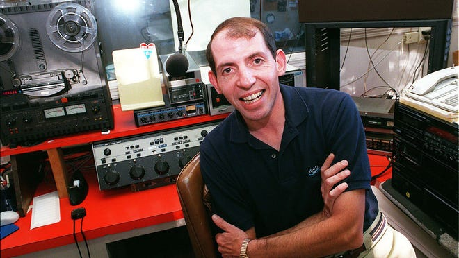 Art Berluti, who died Wednesday at age 63, started at WADK radio in 1981.