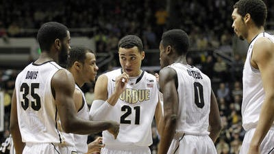 Purdue's first Big Ten Conference road trip takes it to the hostile environment of Wisconsin's Kohl Center.
