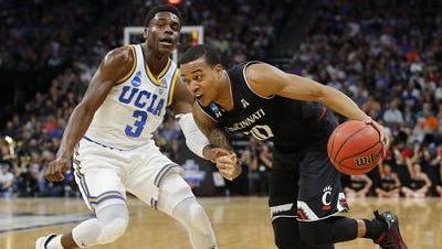 University of Cincinnati senior guard Troy Caupain will play in the Portsmouth Invitational this week.