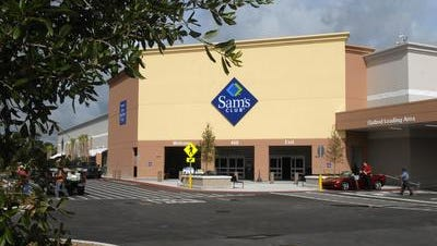 Sam's Club in Cocoa was evacuated following reports of a gas leak