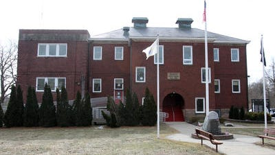 The Helmetta Borough Council is moving forward with plans to eliminate its police department and enter into a shared services agreement with one of its two neighboring towns for police services.