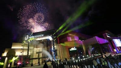 Horseshoe Casino Cincinnati opened Downtown in 2013.