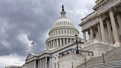 This photo taken July 23, 2013, show the U.S. Capitol in Washington.