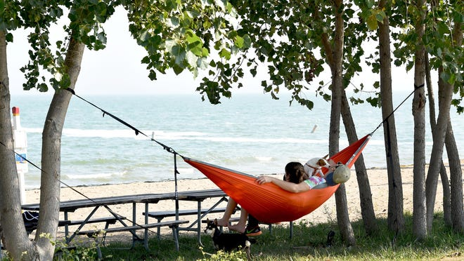 Visitors to Sterling State Park and all other state parks will have to start paying admission again today.